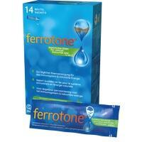 FERROTONE Eisen m.Apfelkonzentrat u.Vitamin C Btl.