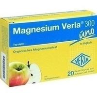 MAGNESIUM VERLA 300 Apfel Granulat