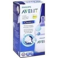 AVENT Klassik+ Flasche 125 ml 1er Pack