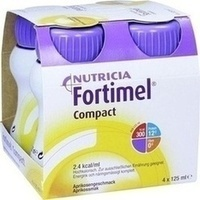 FORTIMEL Compact 2.4 Aprikosengeschmack
