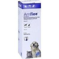 AMFLEE 2,5 mg/ml Spray Lösung f.Katzen u.Hunde