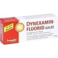 DYNEXAMINFLUORID Gelee Dentalgel