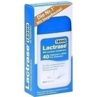 LACTRASE 18.000 FCC Tabletten im Spender