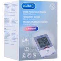 ALVITA Oberarm Blutdruckmessgerät Advanced