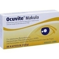OCUVITE Makula Kapseln