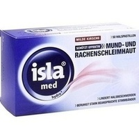 ISLA MED hydro+ Pastillen milde Kirsche