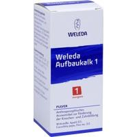 WELEDA - Aufbaukalk 1 Polvere ( Apatit D 6 )