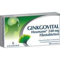 GINKGOVITAL Heumann 240 mg Filmtabletten