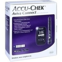ACCU CHEK Aviva Connect Set mg/dl