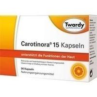 CAROTINORA 15 Kapseln