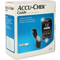 ACCU-CHEK Guide Blutzuckermessgerät Set mmol/l