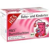 H&S Bio Baby- u.Kindertee Durstlöschtee Filterbtl.