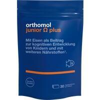 Orthomol Junior Omega Plus Kaudragees 90 Pcs Children S Health Orthomol Our Brands Homoempatia Versandapotheke
