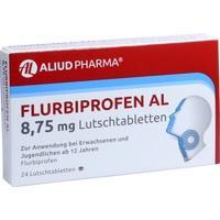 FLURBIPROFEN AL 8,75 mg Lutschtabletten