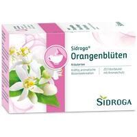 SIDROGA Orangenblütentee Filterbeutel