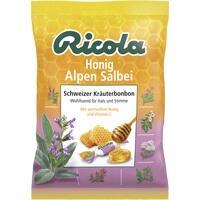 RICOLA m.Z.Beutel Honig Alpen Salbei Bonbons