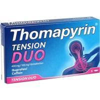 THOMAPYRIN TENSION DUO 400 mg/100 mg Filmtabletten