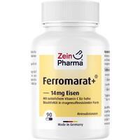 FERROMARAT Eisenfumarat+Acerola magensaftr.Kapseln
