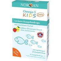 NORSAN Omega-3 Kids Jelly Dragees