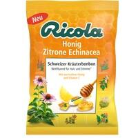 RICOLA m.Z.Beutel Echinacea Honig Zitrone Bonbons