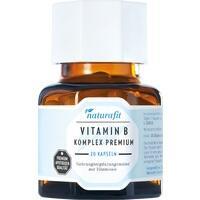 NATURAFIT Vitamin B Komplex Premium Kapseln