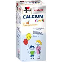 DOPPELHERZ Calcium flüssig family system