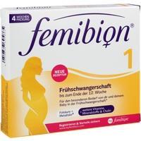 FEMIBION 1 Frühschwangerschaft Tabletten