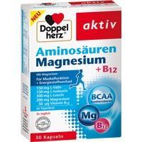 DOPPELHERZ Aminosäuren+Magnesium+B12 Kapseln