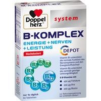 DOPPELHERZ B-Komplex system Tabletten