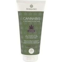 DERMASEL Cannabis Dusche Hanf/Lavendel