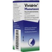 VIVIDRIN Mometason Heuschn.Nspr.50μg/Sp. 60SprSt.