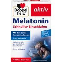 DOPPELHERZ Melatonin Tabletten