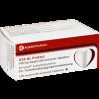 ASS AL Protect 100 mg magensaftres.Tabletten