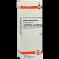 NATRIUM CHOLEINICUM D 4 Dilution