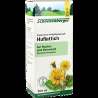 HUFLATTICH Saft Schoenenberger