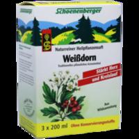 WEISSDORN SAFT Schoenenberger Heilpflanzensäfte