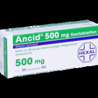 ANCID 500 mg Kautabletten