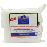 NEUTROGENA norweg.Formel Reinigungstücher