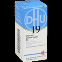 BIOCHEMIE DHU 19 Cuprum arsenicosum D 6 Tabletten
