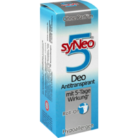 SYNEO 5 Deo Antitranspirant Roll-on