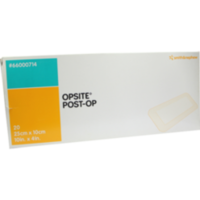 OPSITE Post-OP 10x25 cm Verband einzeln steril
