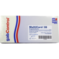 DROGENTEST Multi 3B COC-MOR-THC Testkarte
