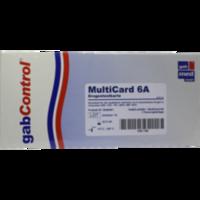 DROGENTEST Multi 6 AMP-BZD-COC-MOP-MTD-THC Test