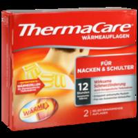 THERMACARE Nacken/Schulter Auflagen z.Schmerzlind.