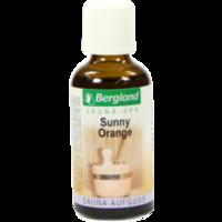 SAUNA AUFGUSS Konzentrat sunny Orange