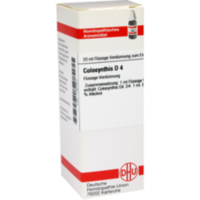 COLOCYNTHIS D 4 Dilution