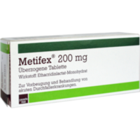 METIFEX 200 mg überzogene Tabletten