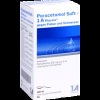 PARACETAMOL Saft-1A Pharma gg.Fieber u.Schmerzen