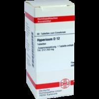 HYPERICUM D 12 Tabletten