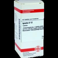 IGNATIA D 12 Tabletten